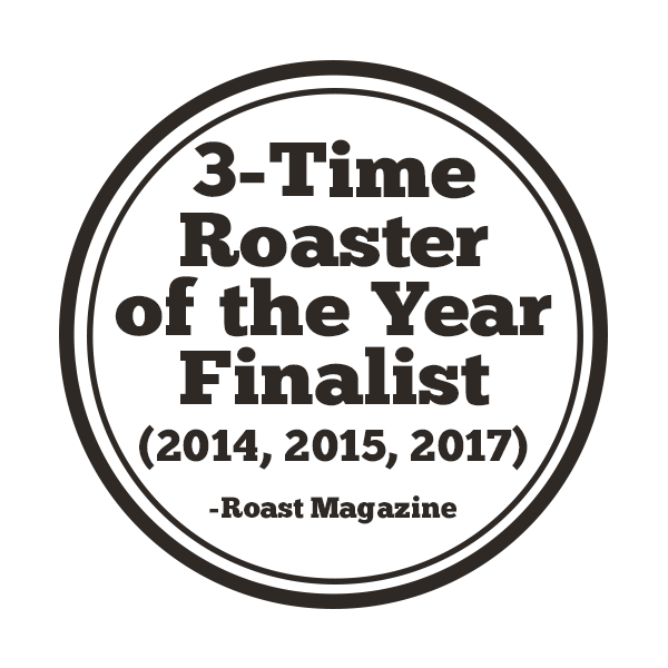 roaster of the year badge